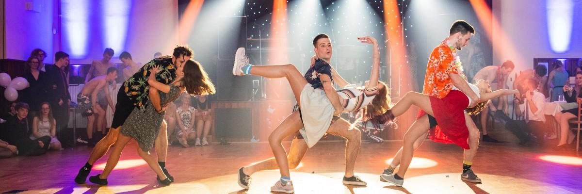 Maturitní ples oktávy II