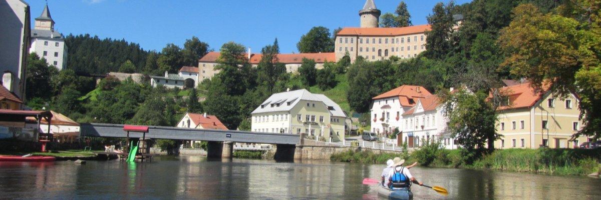 Vodácký kurz Vltava